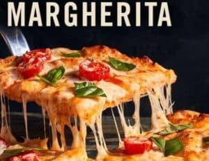 Panera Bread flatbread cheese pizza