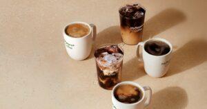 Panera Bread My Coffee