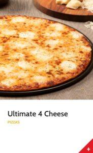 Papa Murphy's Ultimate Cheese Pizza